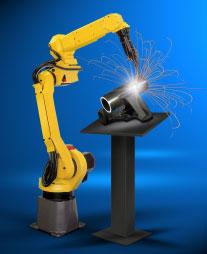 роботизированные системы для обработки заготовок
